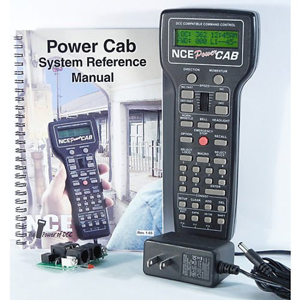 NCE CORPORATION Power Cab DCC Starter Set NCE5240025