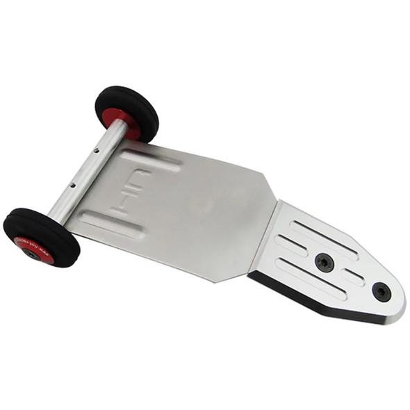 Hot Racing NRO133S02 Stainless Steel Wheelie Bar : 1/8 Arrma BLX Nero / Fazon