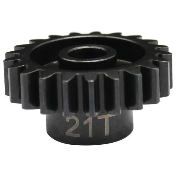 Hot Racing NSG21M15 21T Mod 1.5 Hardened Steel Pinion Gear 8mm Bore