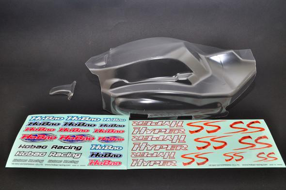 HoBao OP-0013 1/8 Nitro Buggy Clear Body : Hyper SS