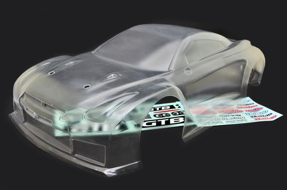 HoBao OP-0026 1/8 On-Road Clear Body-Long : Hyper GTB