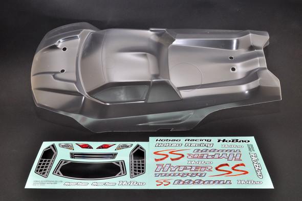 HoBao OP-0057 1/8 Truggy Clear Body : Hyper SST