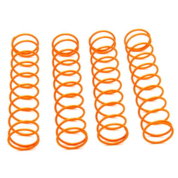 HoBao OP-0135 Shock Spring Hard Orange (4 Pcs) : 1/7 Hyper MT Plus II