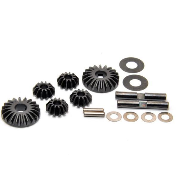 HoBao OP-0139 Steel Bevel Gears Set : 1/7 Hyper MT Plus II / GTS / GTB / SS / SST