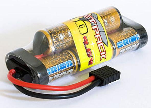 Team Orion 9.6V 2700mAh NiMH Hump Battery Rocket Pack w/ TRX Plug ORI10343