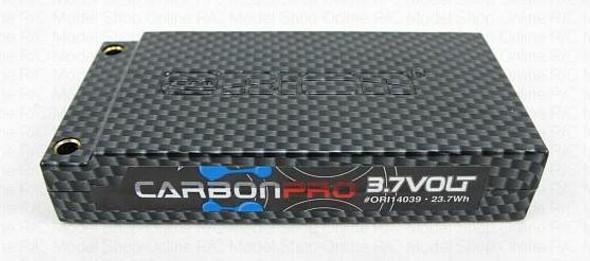 Team Orion Carbon Pro LiPo 6400mAh 90C 3.7V 1S Tubes ORI14039