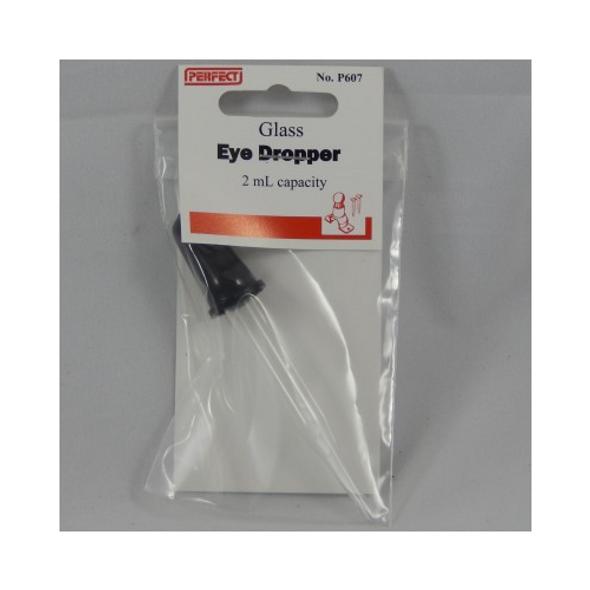 Perfect P607 Glass Eye Dropper 2ml
