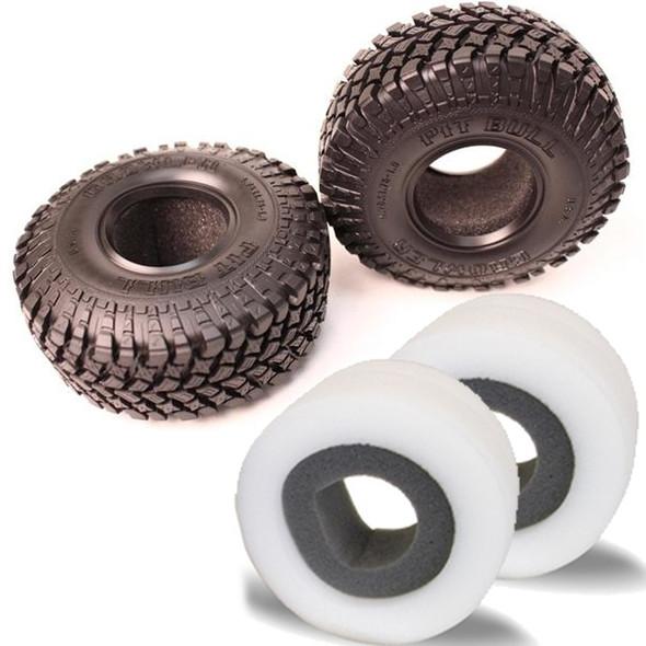 PIT BULL PB9006AK ALIEN KOMPOUND GROWLER AT/Extra 1.9 R/C Tires / Foams (2)