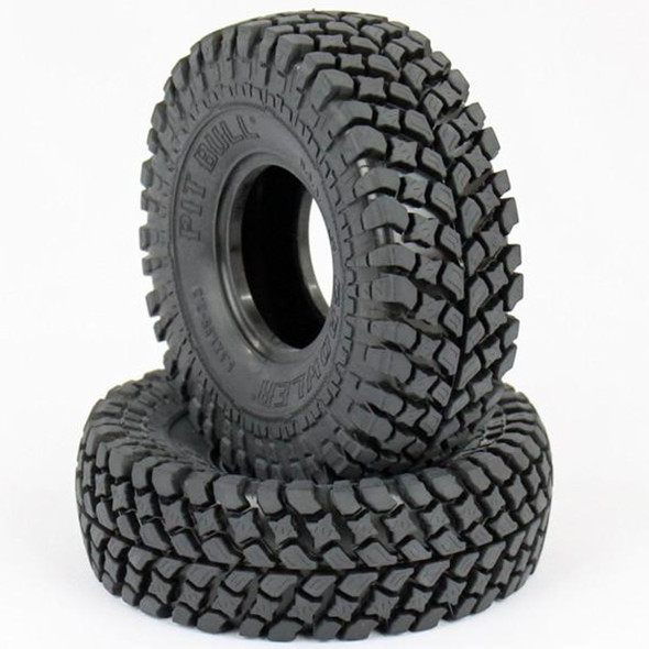 PIT BULL 2.2 GROWLER AT/Extra R/C Scale Tires U4 Edition ALIEN KOMPOUND (2)