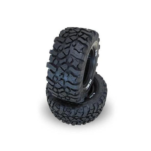 Pit Bull Rock Beast B/SC 2.2/3.0 Tires Komp Foam Ultra Soft 1/10 Short Course