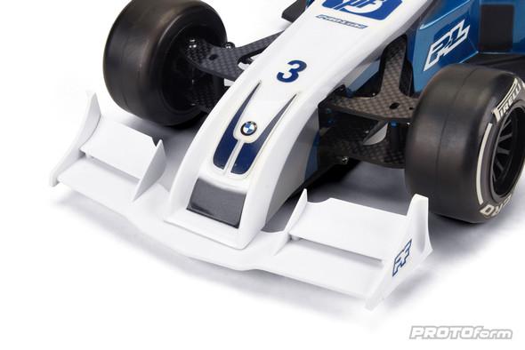 Protoform 1729-03 V2 F1 Front Wing : 1:10 Formula 1