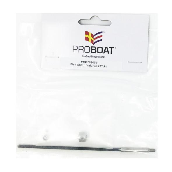 """Pro Boat PRB282053 Flex Shaft : Valvryn 27"""" F1"""