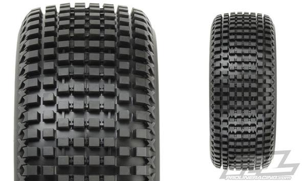 Pro-Line LockDown S2 Medium Off-Road Tires : Baja 5SC Rear & 5ive Front or Rear