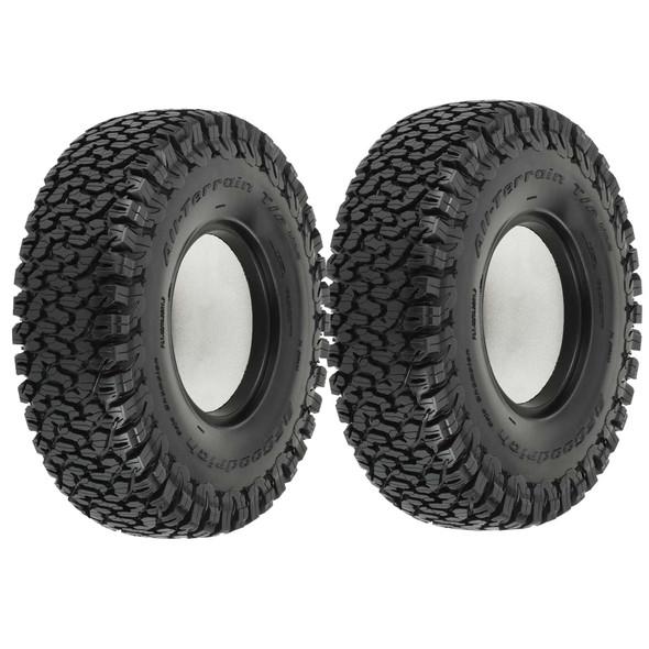 "Pro Line 10124-14 BF Goodrich All-Terrain KO2 1.9"" G8 Rock Crawler Truck Tires"