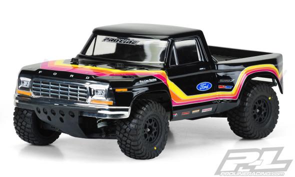 Pro-Line 3519-00 1979 Ford F-150 Race Truck Clear Body : Slash 2wd / 4x4 / SC10