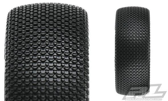 Pro-Line 9064-02 M3 Soft Slide Lock Off-Road 1:8 Buggy Tires (2) : Front or Rear