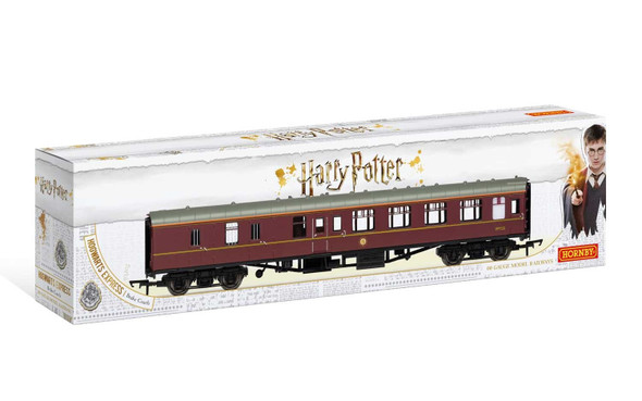 Hornby R4935 Harry Potter Hogwarts Express 99723 Brake Coach OO Scale