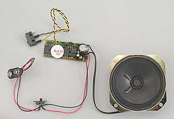 Ram 167 Merlin Engine Sound System