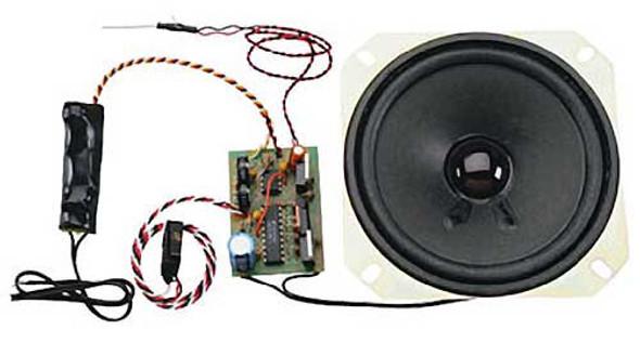 Ram 38 Gas / Diesel Engine Sound System