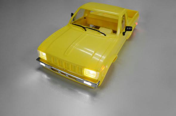 RC4WD Z-E0016 LED Basic Lightning System Mojave Body Set