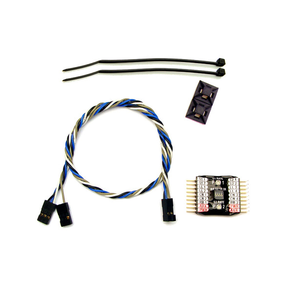 RC Lights RCL5056 Nightfly 14 LED Lights Controller : RC Heli / Airplane