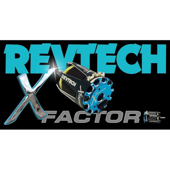 "Trinity REV9001 Revtech X-Factor Large Pit Mat 41L"" x 27W"" Lightweight Full Color Print"