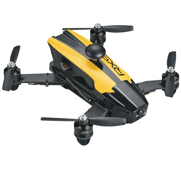 RISE RXS255 FPV Racing Quad / Drone 1000 TVL Camera/200mW Tx Rx-R