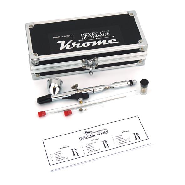 Badger RK-1 Renegade Krome Airbrush