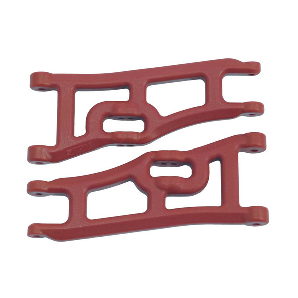 RPM 70669 Wide Front A-Arms Red Craniac / Skully / Rustler / Stampede 2WD