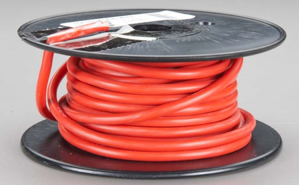 TQ Wire 1154 10 Gauge Wire 25' Red
