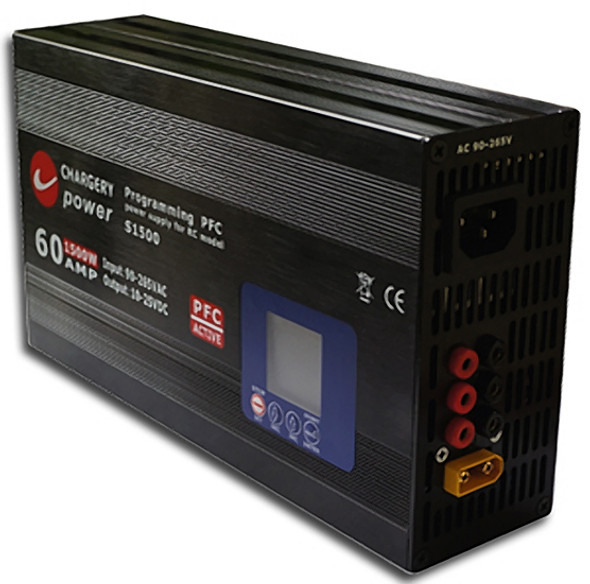 Chargery S1500 V2 60Amp 1500W RC Power Supply