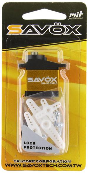 Savox SH-0255MG Micro Metal Gear Digital Servo T-REX 450 BLADE 450