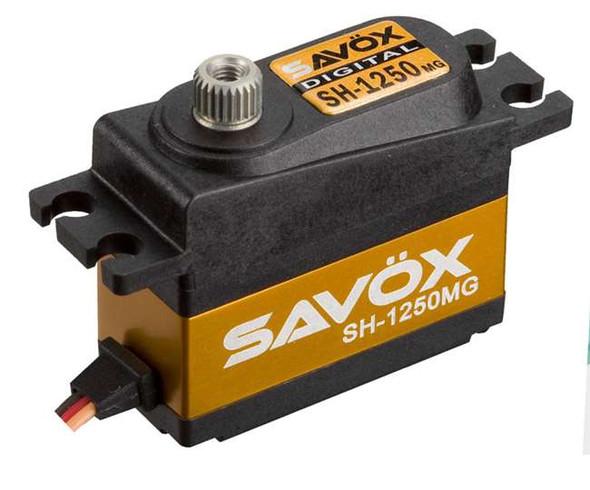 Savox SH-1250MG Digital High Torque Mini Servo T-REX 500 PRO Metal Gear
