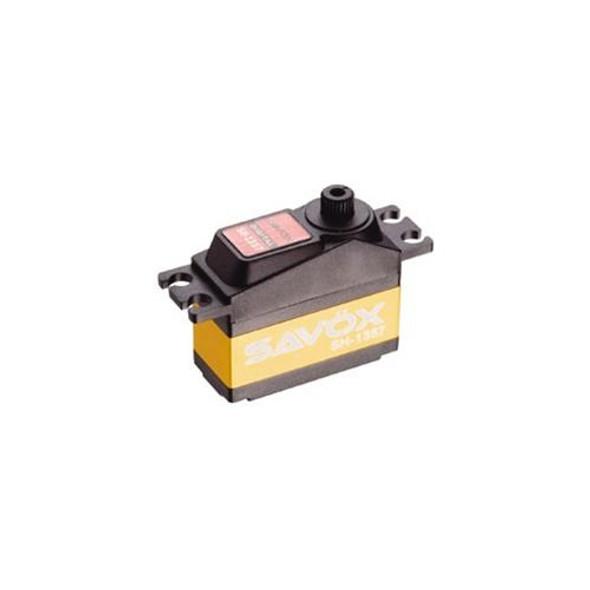 Savox SH-1357 Super Speed Mini Digital Servo 450 500 ClaSS Heli