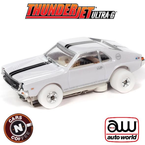 Auto World Thunderjet R31 1969 Amc Amx iWheels HO Scale Slot Car