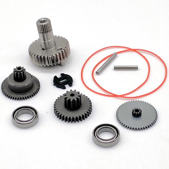 Reef's RC Triple4 V2 Gear Replacement Set  w/ Dual Bearings REEFS07