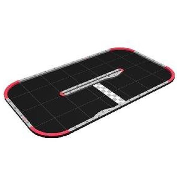 "RCP-TRACKS Wide Oval Track Kit 6'5"" x 11'3"" : Mini-Z"