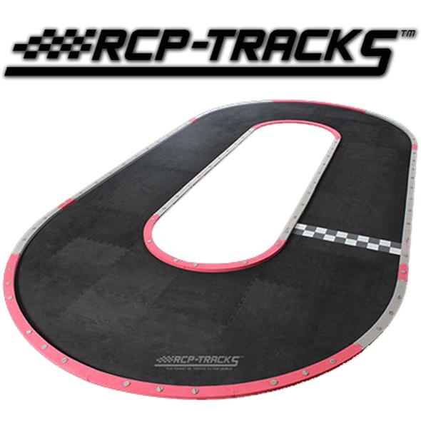 "RCP-TRACKS Supersized Track Kit 9'9"" x 19'2"" : Mini-Z"