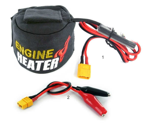 Sky RC Engine Heater for RC Nitro Vehicles