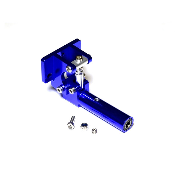 Hot Racing Alum. Adjustable 5mm Bearing Stinger Drive Blue : Spartan