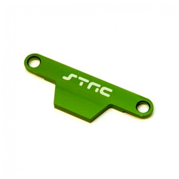 STRC ST3627XG Aluminum Batter Hold-Down Plate : Traxxas Stampede / Bigfoot Green