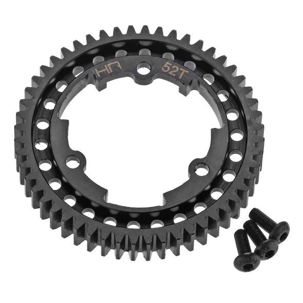 Hot Racing SXMX52M01 52T Steel Spur Gear Mod 1 X-Maxx / XO-1