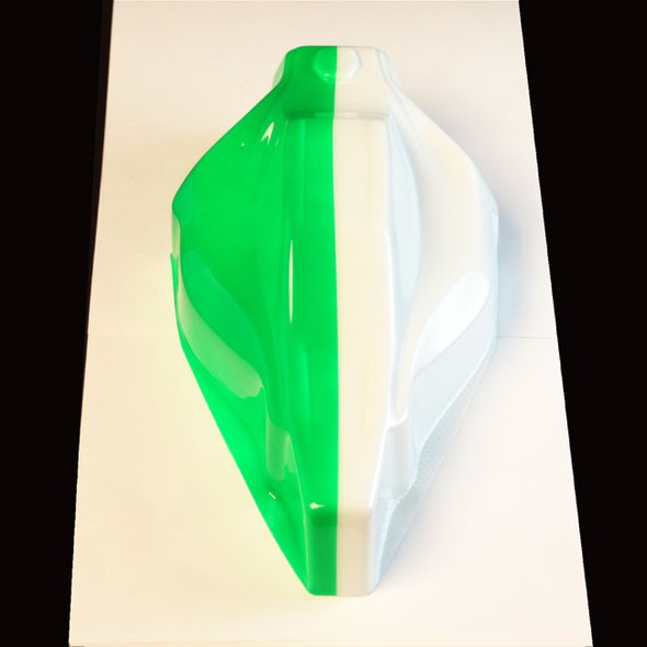 Spaz Stix Green Fluorescent Airbrush Ready Paint 2oz Bottle