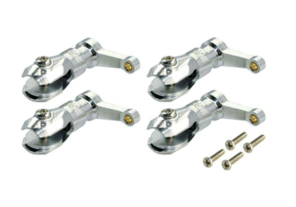 Microheli Blade CNC Aluminum Main Blade Grip combo 130x