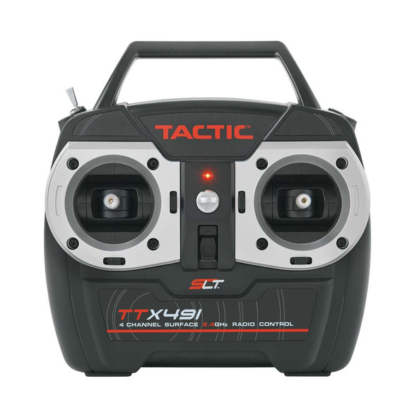 Tactic TTX491 2.4GHz 4-Channel SLT Surface Transmitter Only Mode 2 TACJ2491