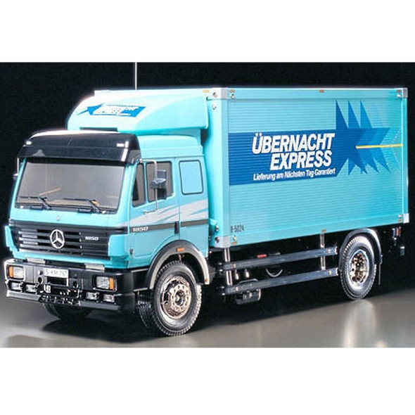 Tamiya 56307 1/14 Mercedes Benz 1850L On Road Delivery Truck