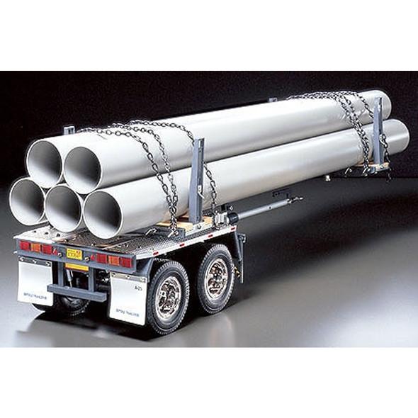 Tamiya 56310 1/14 Pole Trailer Tractor Truck Kit
