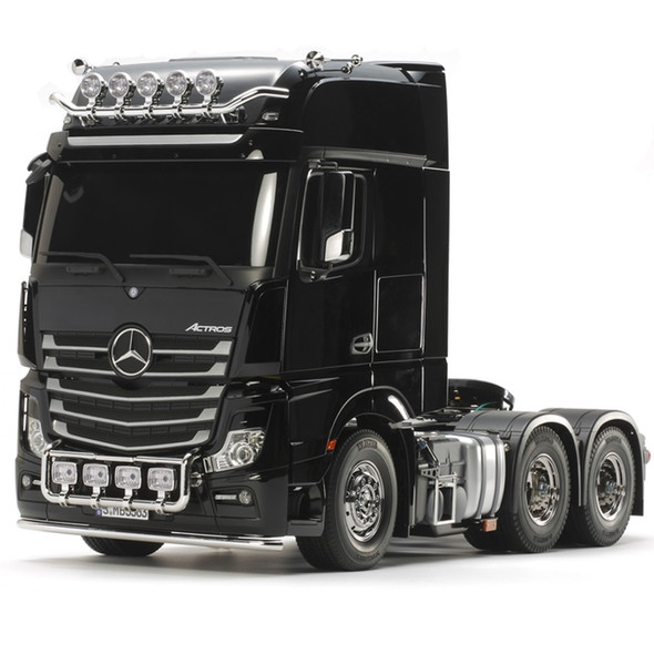 Tamiya 56348 1/14 Mercedes-Benz Actros 3363 6x4 GigaSpace Tractor Truck Kit