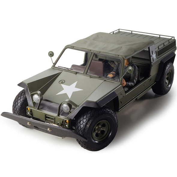 Tamiya 58004 1/12 XR311 Combat Support Vehicle 4WD On-Road Car Kit