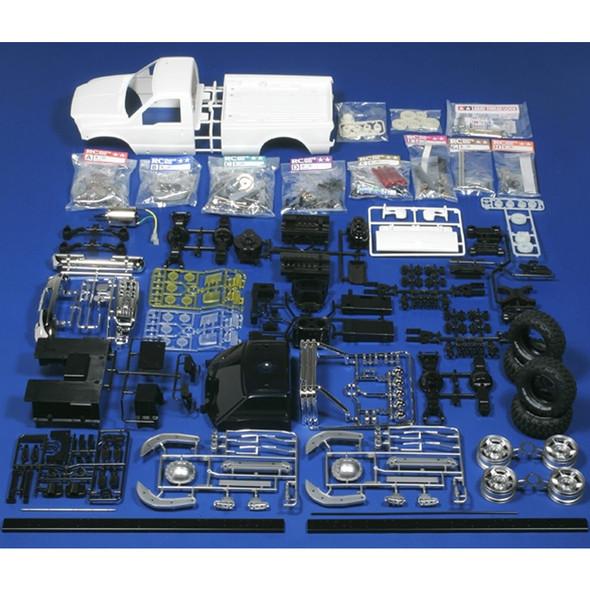 Tamiya 58372 RC 1/10 Ford F350 High-Lift 4x4 Pick-Up Truck Kit